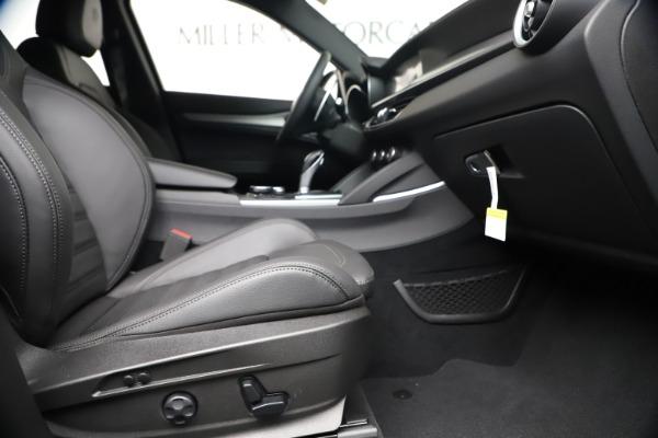 New 2019 Alfa Romeo Stelvio Ti Sport Q4 for sale Sold at Alfa Romeo of Westport in Westport CT 06880 23