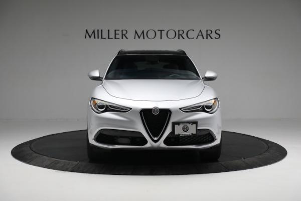 New 2019 Alfa Romeo Stelvio Ti Sport Q4 for sale $52,640 at Alfa Romeo of Westport in Westport CT 06880 12