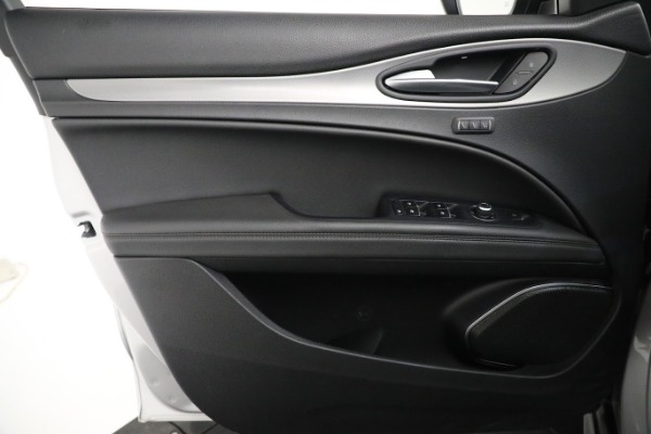 New 2019 Alfa Romeo Stelvio Ti Sport Q4 for sale $52,640 at Alfa Romeo of Westport in Westport CT 06880 26