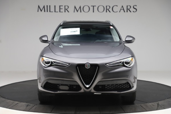 New 2019 Alfa Romeo Stelvio Ti Q4 for sale $51,090 at Alfa Romeo of Westport in Westport CT 06880 12