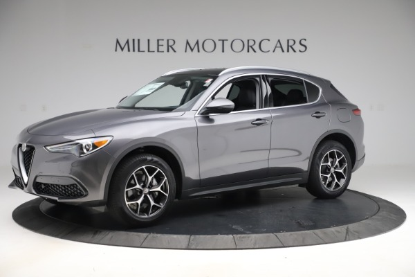New 2019 Alfa Romeo Stelvio Ti Q4 for sale $51,090 at Alfa Romeo of Westport in Westport CT 06880 2