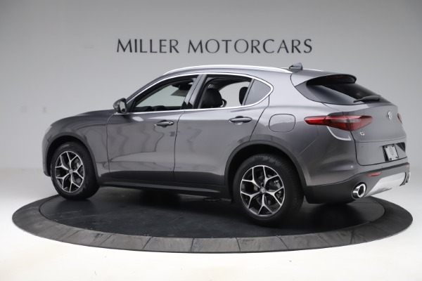 New 2019 Alfa Romeo Stelvio Ti Q4 for sale $51,090 at Alfa Romeo of Westport in Westport CT 06880 4