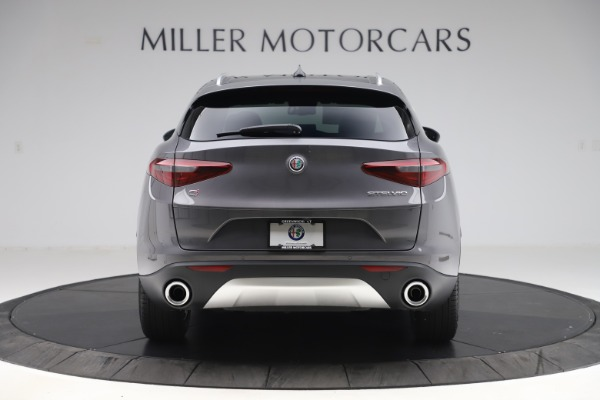 New 2019 Alfa Romeo Stelvio Ti Q4 for sale $51,090 at Alfa Romeo of Westport in Westport CT 06880 6