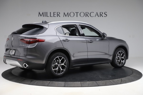 New 2019 Alfa Romeo Stelvio Ti Q4 for sale $51,090 at Alfa Romeo of Westport in Westport CT 06880 8