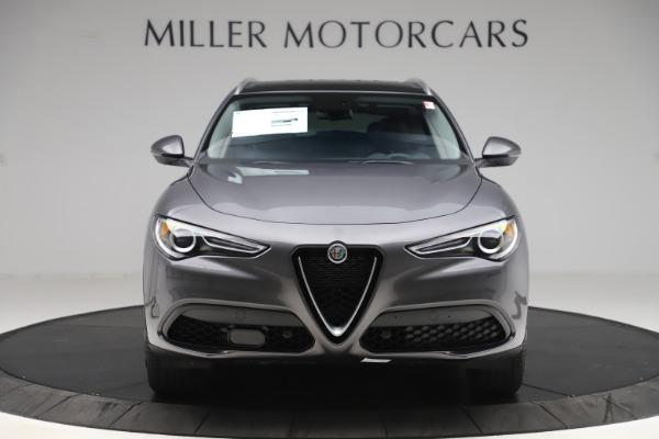 New 2019 Alfa Romeo Stelvio Ti Q4 for sale $51,090 at Alfa Romeo of Westport in Westport CT 06880 12