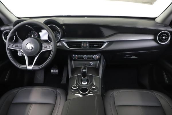 New 2019 Alfa Romeo Stelvio Ti Q4 for sale $51,090 at Alfa Romeo of Westport in Westport CT 06880 16