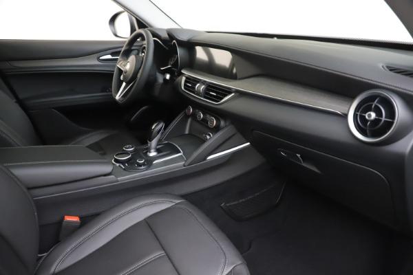 New 2019 Alfa Romeo Stelvio Ti Q4 for sale $51,090 at Alfa Romeo of Westport in Westport CT 06880 22