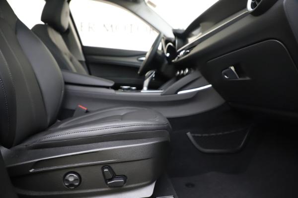 New 2019 Alfa Romeo Stelvio Ti Q4 for sale $51,090 at Alfa Romeo of Westport in Westport CT 06880 23