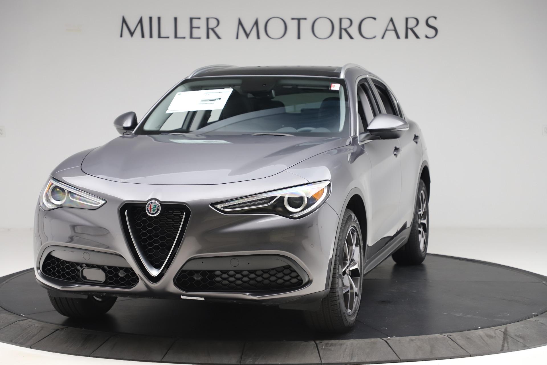 New 2019 Alfa Romeo Stelvio Ti Q4 for sale $51,090 at Alfa Romeo of Westport in Westport CT 06880 1