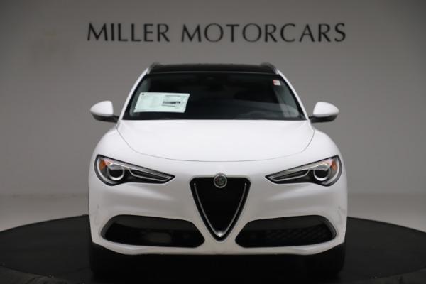New 2019 Alfa Romeo Stelvio Ti Q4 for sale $51,490 at Alfa Romeo of Westport in Westport CT 06880 12