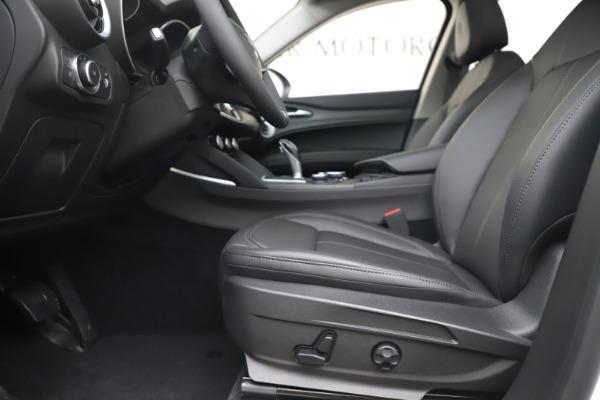 New 2019 Alfa Romeo Stelvio Ti Q4 for sale $51,490 at Alfa Romeo of Westport in Westport CT 06880 14
