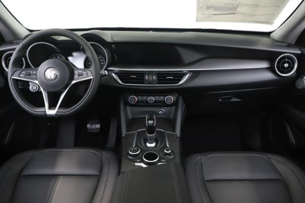 New 2019 Alfa Romeo Stelvio Ti Q4 for sale $51,490 at Alfa Romeo of Westport in Westport CT 06880 16