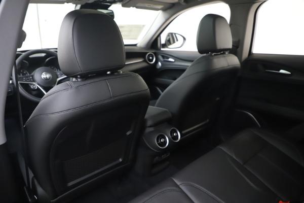 New 2019 Alfa Romeo Stelvio Ti Q4 for sale $51,490 at Alfa Romeo of Westport in Westport CT 06880 20