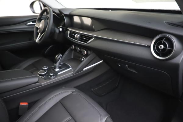 New 2019 Alfa Romeo Stelvio Ti Q4 for sale $51,490 at Alfa Romeo of Westport in Westport CT 06880 22