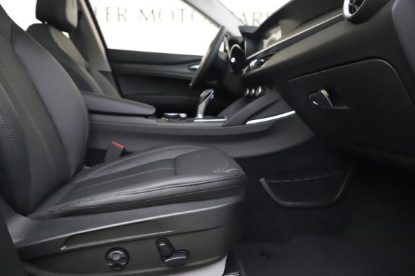 New 2019 Alfa Romeo Stelvio Ti Q4 for sale $51,490 at Alfa Romeo of Westport in Westport CT 06880 23