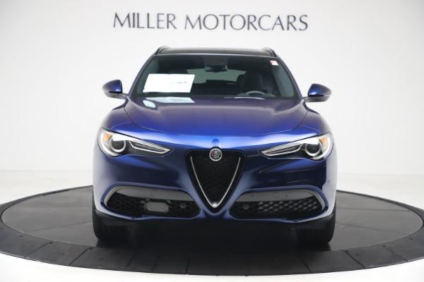 New 2019 Alfa Romeo Stelvio Ti Sport Q4 for sale $53,990 at Alfa Romeo of Westport in Westport CT 06880 12