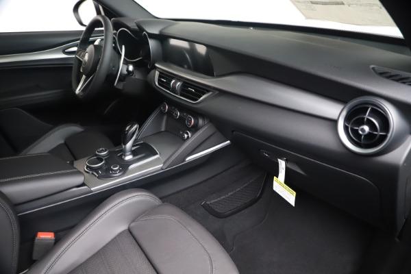 New 2019 Alfa Romeo Stelvio Ti Sport Q4 for sale $53,990 at Alfa Romeo of Westport in Westport CT 06880 22