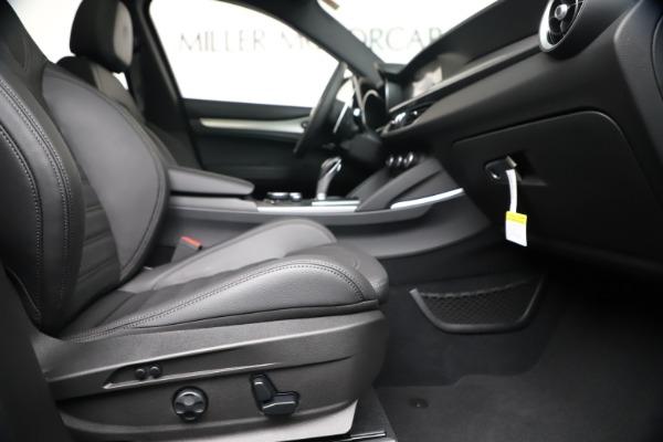 New 2019 Alfa Romeo Stelvio Ti Sport Q4 for sale $53,990 at Alfa Romeo of Westport in Westport CT 06880 23