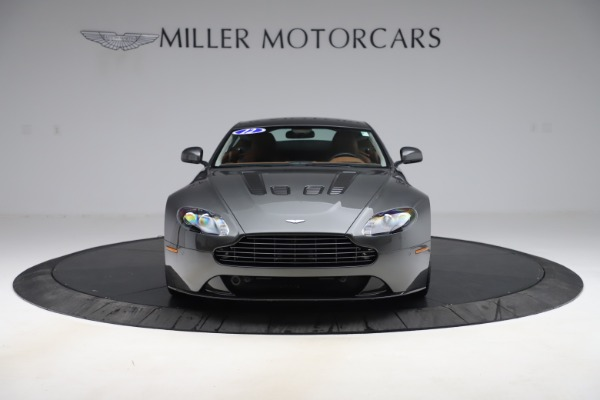 Used 2012 Aston Martin V12 Vantage Coupe for sale $115,900 at Alfa Romeo of Westport in Westport CT 06880 11
