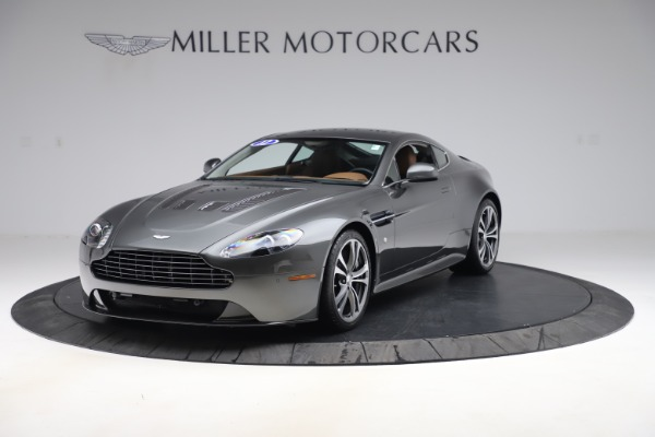 Used 2012 Aston Martin V12 Vantage Coupe for sale $115,900 at Alfa Romeo of Westport in Westport CT 06880 12