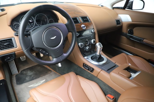 Used 2012 Aston Martin V12 Vantage Coupe for sale $115,900 at Alfa Romeo of Westport in Westport CT 06880 14