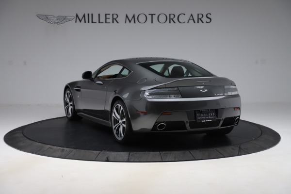 Used 2012 Aston Martin V12 Vantage Coupe for sale $115,900 at Alfa Romeo of Westport in Westport CT 06880 4