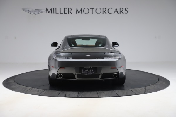 Used 2012 Aston Martin V12 Vantage Coupe for sale $115,900 at Alfa Romeo of Westport in Westport CT 06880 5