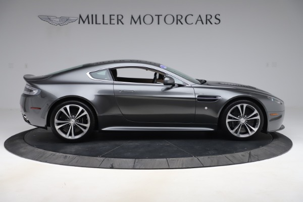Used 2012 Aston Martin V12 Vantage Coupe for sale $115,900 at Alfa Romeo of Westport in Westport CT 06880 8