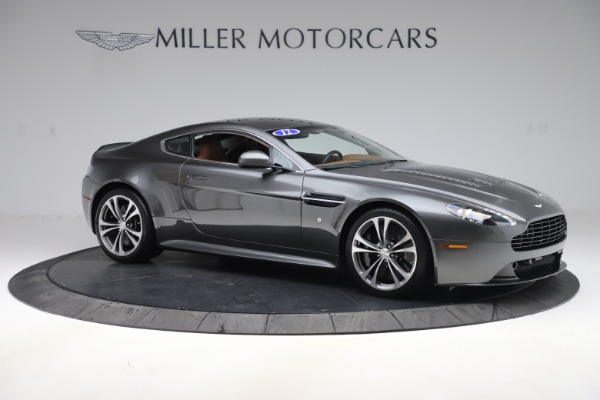 Used 2012 Aston Martin V12 Vantage Coupe for sale $115,900 at Alfa Romeo of Westport in Westport CT 06880 9