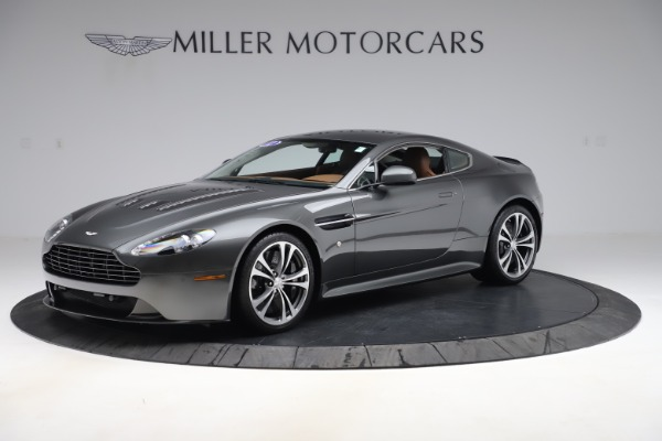 Used 2012 Aston Martin V12 Vantage Coupe for sale $115,900 at Alfa Romeo of Westport in Westport CT 06880 1
