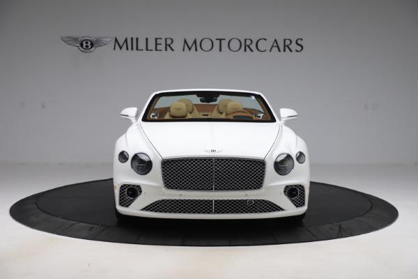 New 2020 Bentley Continental GTC V8 for sale $279,560 at Alfa Romeo of Westport in Westport CT 06880 12