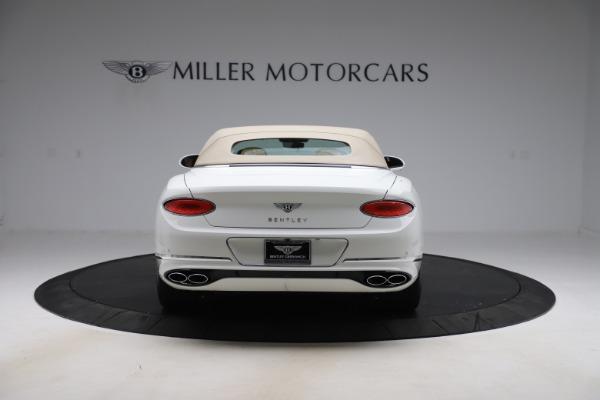 New 2020 Bentley Continental GTC V8 for sale $279,560 at Alfa Romeo of Westport in Westport CT 06880 17