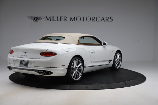 New 2020 Bentley Continental GTC V8 for sale $279,560 at Alfa Romeo of Westport in Westport CT 06880 18