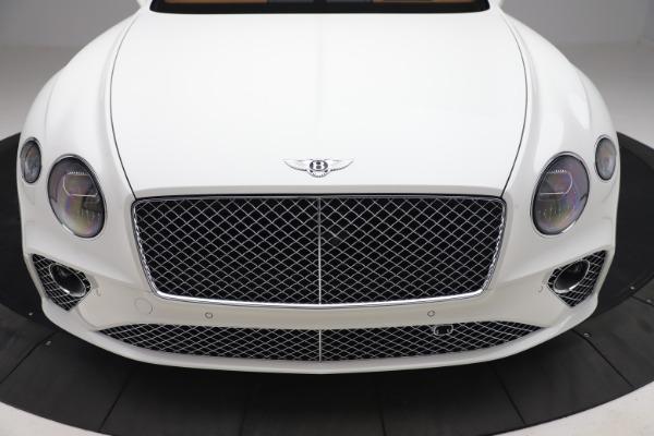 New 2020 Bentley Continental GTC V8 for sale $279,560 at Alfa Romeo of Westport in Westport CT 06880 22