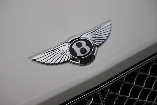 New 2020 Bentley Continental GTC V8 for sale $279,560 at Alfa Romeo of Westport in Westport CT 06880 23