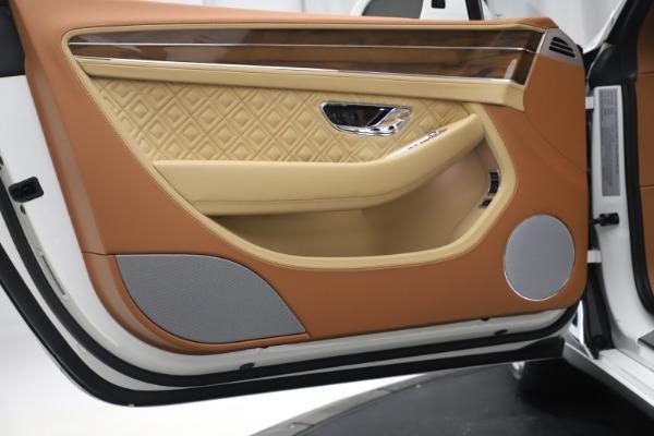 New 2020 Bentley Continental GTC V8 for sale $279,560 at Alfa Romeo of Westport in Westport CT 06880 26