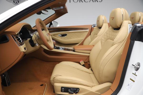 New 2020 Bentley Continental GTC V8 for sale $279,560 at Alfa Romeo of Westport in Westport CT 06880 28