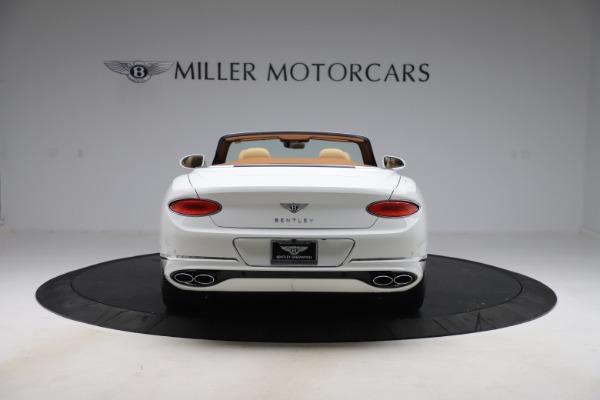 New 2020 Bentley Continental GTC V8 for sale $279,560 at Alfa Romeo of Westport in Westport CT 06880 6