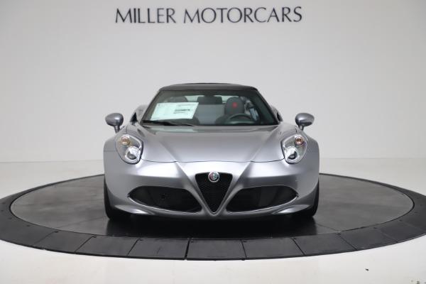 New 2020 Alfa Romeo 4C Spider for sale Sold at Alfa Romeo of Westport in Westport CT 06880 11
