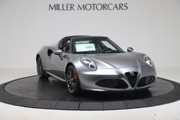 New 2020 Alfa Romeo 4C Spider for sale $78,795 at Alfa Romeo of Westport in Westport CT 06880 15