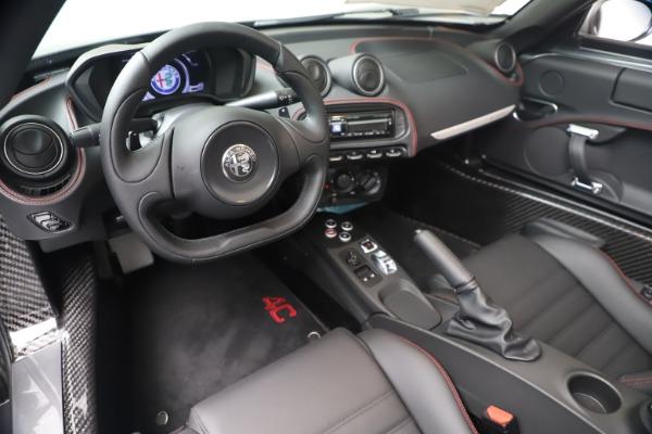 New 2020 Alfa Romeo 4C Spider for sale $78,795 at Alfa Romeo of Westport in Westport CT 06880 19