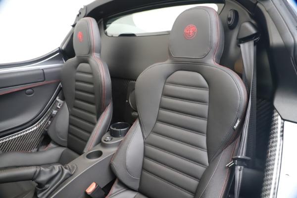 New 2020 Alfa Romeo 4C Spider for sale $78,795 at Alfa Romeo of Westport in Westport CT 06880 21