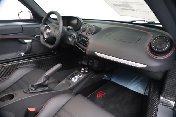 New 2020 Alfa Romeo 4C Spider for sale $78,795 at Alfa Romeo of Westport in Westport CT 06880 23