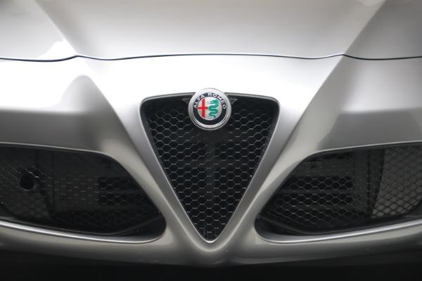 New 2020 Alfa Romeo 4C Spider for sale $78,795 at Alfa Romeo of Westport in Westport CT 06880 26