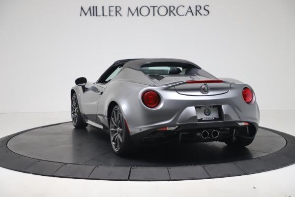 New 2020 Alfa Romeo 4C Spider for sale $78,795 at Alfa Romeo of Westport in Westport CT 06880 5