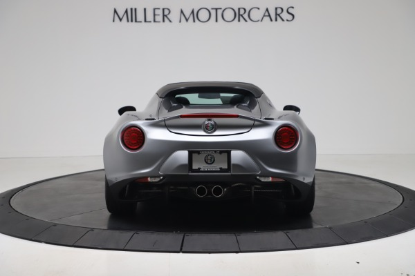 New 2020 Alfa Romeo 4C Spider for sale Sold at Alfa Romeo of Westport in Westport CT 06880 6