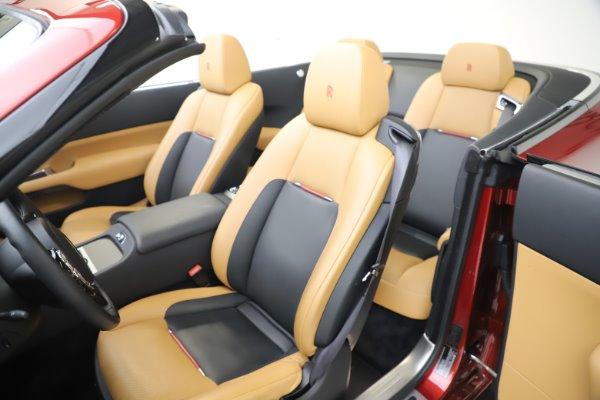 Used 2019 Rolls-Royce Dawn Black Badge for sale $359,900 at Alfa Romeo of Westport in Westport CT 06880 19