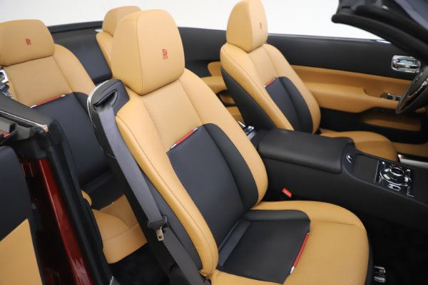 Used 2019 Rolls-Royce Dawn Black Badge for sale $359,900 at Alfa Romeo of Westport in Westport CT 06880 20