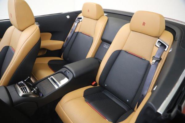 Used 2019 Rolls-Royce Dawn Black Badge for sale $359,900 at Alfa Romeo of Westport in Westport CT 06880 21