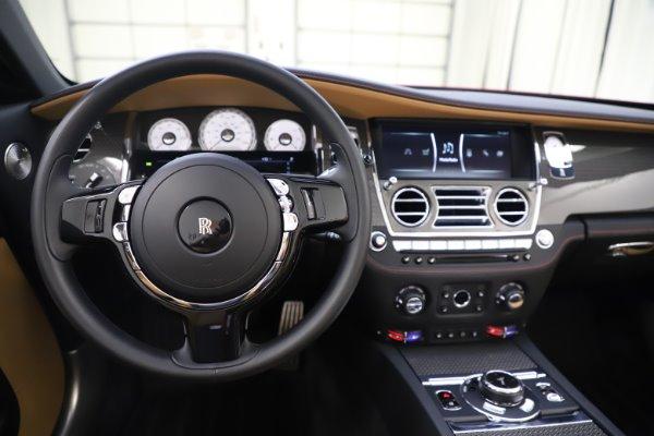 Used 2019 Rolls-Royce Dawn Black Badge for sale $359,900 at Alfa Romeo of Westport in Westport CT 06880 23